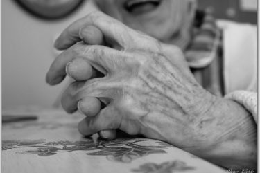 vieilles mains