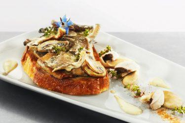 croute champignons